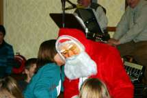 Weihnachstfeier 2008